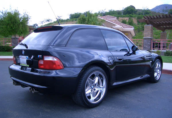 M Coupe Pictures